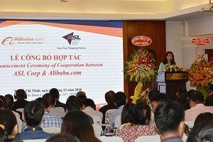 ASL hợp tác với Alibaba thúc đẩy thương mại điện tử tại Việt Nam