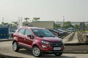 Ford EcoSport cán mốc 20.000 xe xuất xưởng tại Việt Nam
