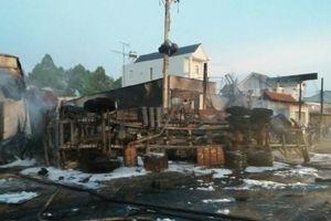 Kết luận vụ xe bồn gây tai nạn làm 6 người tử vong ở Bình Phước