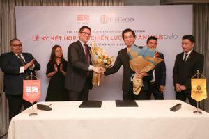 EZ Land Việt Nam và UniHomes hợp tác phân phối dự án HausBelo