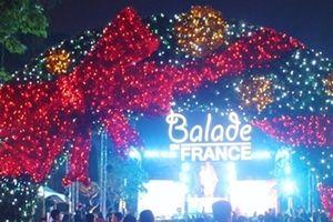 Hòa mình vào lễ hội 'tình bạn' Pháp - Việt giữa lòng thủ đô