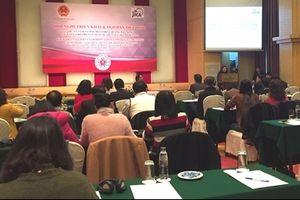 Nhật Bản hỗ trợ Việt Nam tăng cường hotline phòng chống mua bán người