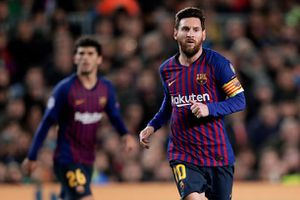 Vua phá lưới La Liga sau 15 vòng đấu: Messi lập lại trật tự