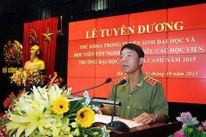Sai phạm của cựu Thứ trưởng Công an Trần Việt Tân trước khi bị khởi tố