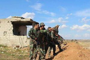 Phiến quân tấn công tên lửa ở nam Aleppo, hơn 10 binh sĩ SAA thiệt mạng