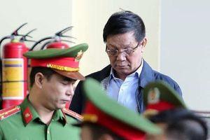 Cựu tướng công an Phan Văn Vĩnh không kháng cáo?