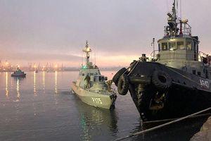 Điện Kremlin bác yêu cầu của Mỹ về việc thả các thủy thủ tàu Ukraine