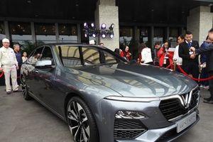 3 dòng xe ô tô VinFast đã có mặt tại Hà Tĩnh
