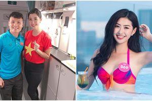 Nữ tiếp viên trên chuyên cơ chở tuyển VN tiết lộ thú vị bất ngờ về Quang Hải