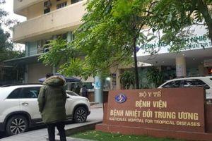 Bí ẩn vụ biển thủ 1,6 tỷ đồng viện phí ở Bệnh viện Nhiệt đới TƯ