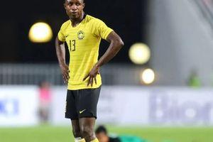 'Ngoại binh' Malaysia Sumareh: Tôi cảm thấy mỏi mệt vì AFF Cup 2018