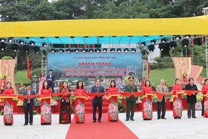 Khánh thành công trình chỉnh trang cảnh quan Khu Di tích lịch sử Đền Hùng