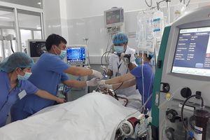 Ứng dụng kỹ thuật mới trong chẩn đoán và điều trị bệnh nhân nặng