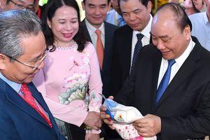 Thủ tướng Nguyễn Xuân Phúc chủ trì hội nghị xúc tiến đầu tư An Giang