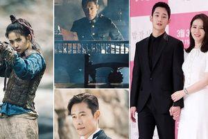 Song Hye Kyo 'mất hút' trong Top 10 diễn viên tỏa sáng nhất Hàn Quốc 2018