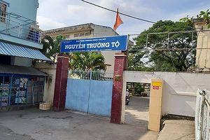 Đề nghị xác minh hành vi nhà giáo xử phạt học sinh vi phạm khuyết điểm tại tỉnh Kiên Giang