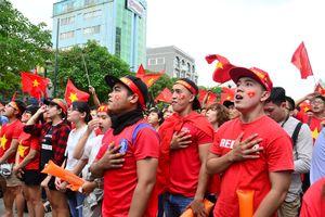 'Nồi niêu, xoong chảo' đã sẵn sàng cổ vũ tuyển Việt Nam