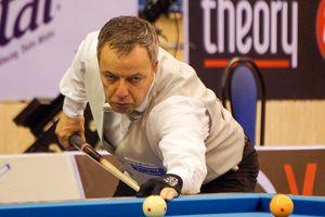 Đội tuyển billiards 3 băng châu Âu áp đảo tuyển châu Á trong ngày đầu tiên
