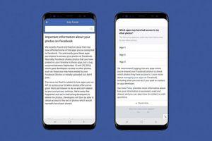 Lỗ hổng Facebook cho phép truy cập ảnh của 6,8 triệu người dùng