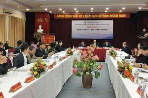 Hội thảo 'Hà Nội với cả nước, cả nước với Hà Nội'