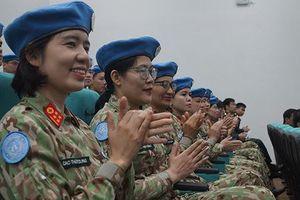 Quân nhân Việt đáp ứng chuẩn Liên hợp quốc