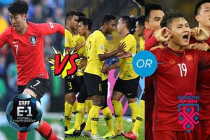 Việt Nam sẽ 'quyết đấu' với Hàn Quốc nếu vô địch AFF Cup 2018