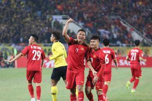 Tiền đạo Anh Đức cảm ơn CĐV sau khi tuyển Việt Nam vô địch