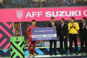 Cầu thủ xuất sắc nhất AFF Cup 2018: Vinh danh Quang Hải!
