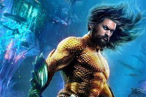 'Aquaman: Đế Vương Atlantis' xác lập kỷ lục doanh thu tại Việt Nam