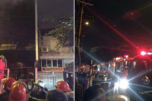 Hà Nội: Cháy quán karaoke gần Văn Miếu - Quốc Tử Giám