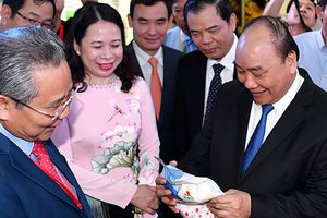 Thủ tướng khẳng định niềm tin mạnh mẽ về một An Giang nối tiếp lịch sử