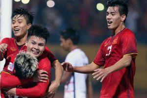 Đội tuyển Việt Nam vô địch AFF Cup, cùng nhìn lại những khoảnh khắc xúc động trên hành trình đến đỉnh vinh quang