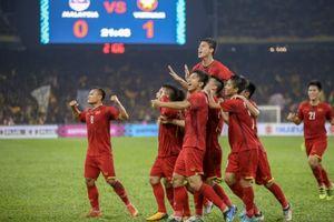 Lịch sử đang ủng hộ tuyển Việt Nam vô địch AFF Cup 2018