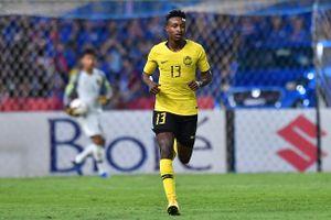 Trước trận tranh vô địch với Việt Nam, ngôi sao nhập tịch Malaysia tỏ ra bi quan