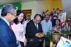 Thủ tướng Nguyễn Xuân Phúc dự Hội nghị xúc tiến đầu tư tỉnh An Giang 2018