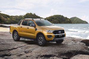 Đủ nguồn cung, doanh số Ford Ranger tăng đột biến
