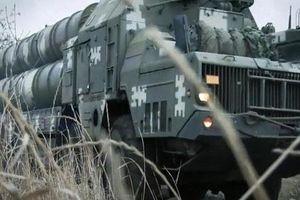 Lá chắn S-300 của Ukraine diễn tập tìm diệt mục tiêu tại miền Đông