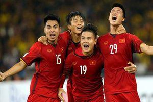 Clip: Dàn sao Việt tưng bừng chúc tuyển Việt Nam vô địch AFF Cup 2018
