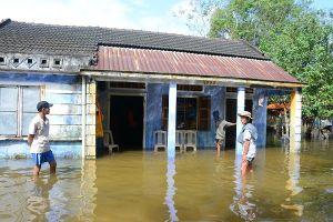 Mưa lũ Quảng Nam: Thiệt hại 126 tỷ đồng, 4 người tử vong