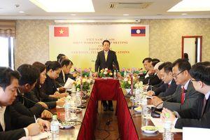 Đưa ICT của cả Việt Nam và Lào trở thành ngành kinh tế mũi nhọn của mỗi nước