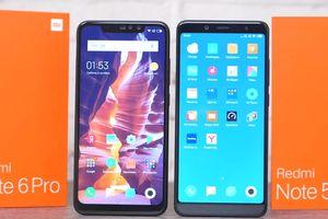 Cùng giá Xiaomi Redmi Note 6 Pro có gì khác Redmi Note 5 Pro ?