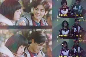 Hoa Bưu và Dương Tịch trong phim có là gì khi Hầu Minh Hạo và Vạn Bằng ở ngoài mới thực sự ngọt lịm