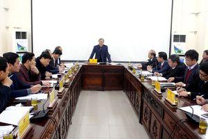 Bộ Tài nguyên và Môi trường làm việc với tỉnh Bắc Ninh triển khai xây dựng Trường Đại học Tài nguyên và Môi Trường Hà Nội