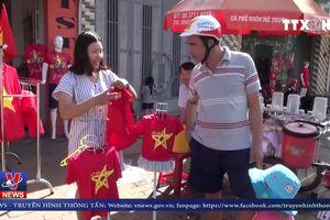 Người dân Bình Phước đặt niềm tin tuyển Việt Nam vô địch