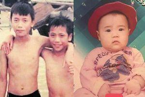 Ảnh thời bé lem luốc đáng yêu không tả được của dàn tuyển thủ Việt Nam