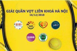 Giải Quần vợt Liên khóa PTTH Hà Nội: Kết nối để xây dựng