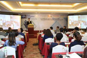 Đào tạo và kết nối cộng đồng luật sư Việt Nam với thế giới