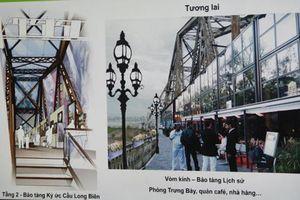 Doanh nhân Việt kiều và tâm huyết bảo tồn cầu Long Biên