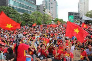 Sài Gòn cuối tuần: Đi đâu? Xem gì?Sài Gòn sôi động chờ đón chung kết AFF