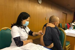 Trời lạnh, nhiều bệnh nhân phổi tắc nghẽn mãn tính nhập viện